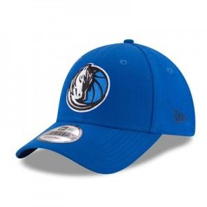 """Dallas Mavericks New Era The League 9FORTY Adjustable Cap"""