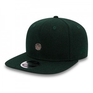 """Boston Celtics New Era Pin Logo 9FIFTY Snapback Cap"""