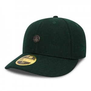 """Boston Celtics New Era Low Profile 59FIFTY Fitted Cap"""