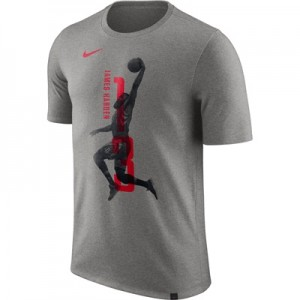 """Houston Rockets Nike James Harden Photo Print Player T-Shirt – Mens"""