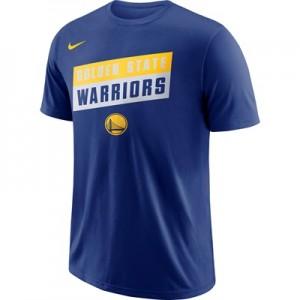 """Golden State Warriors Nike Stock Team T-Shirt – Mens"""