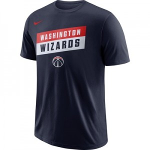"""Washington Wizards Nike Stock Team T-Shirt – Mens"""