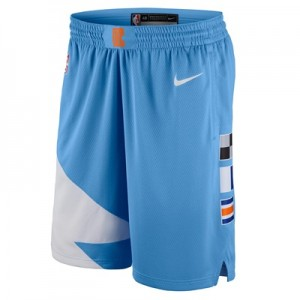 """LA Clippers Nike City Swingman Shorts – Mens"""