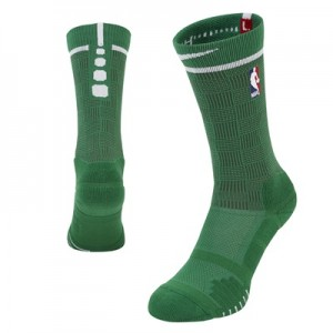 """Boston Celtics Nike City On-Court Crew Sock – Mens"""