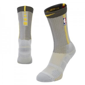"""Cleveland Cavaliers Nike City On-Court Crew Sock – Mens"""