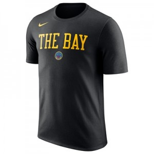 """Golden State Warriors Nike City Verbiage T-Shirt – Mens"""