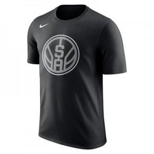 """San Antonio Spurs Nike City Verbiage T-Shirt – Mens"""
