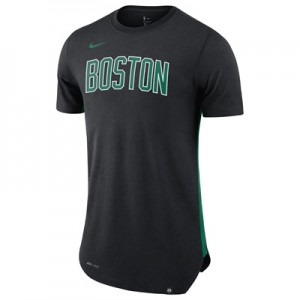 """Boston Celtics Nike City Logo T-Shirt – Mens"""