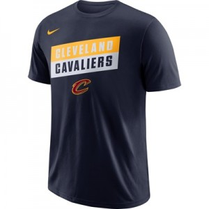 """Cleveland Cavaliers Nike Stock Team T-Shirt – Mens"""