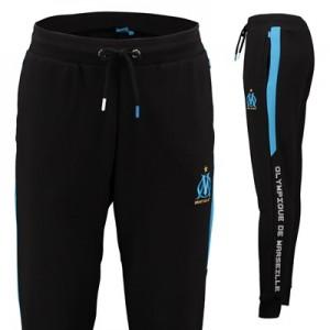 Olympique de Marseille Slim Fit Jog Pants – Black