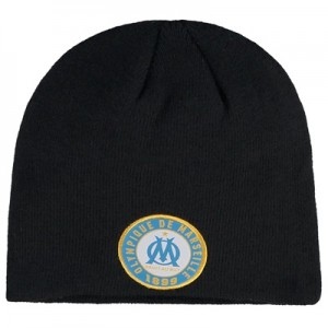 Olympique de Marseille Fan Beanie – Black – Adult