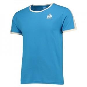 Olympique de Marseille Lifestyle T-Shirt – Blue – Mens