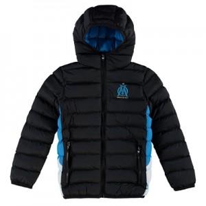 Olympique de Marseille Padded Jacket – Black – Boys