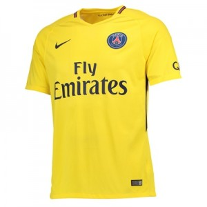Paris Saint-Germain Away Stadium Shirt 2017-18