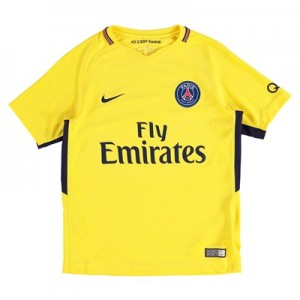 Paris Saint-Germain Away Stadium Shirt 2017-18 – Kids