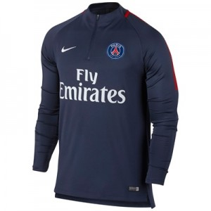 Paris Saint-Germain Squad Drill Top – Navy