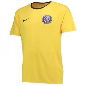 Paris Saint-Germain Match T-Shirt – Yellow