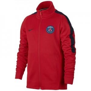 Paris Saint-Germain Authentic Franchise Jacket – Red – Kids