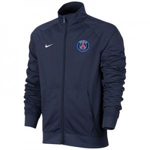 Paris Saint-Germain Core Track Jacket – Navy