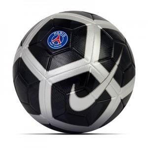 Paris Saint-Germain Supporters Football – Black – Size 5