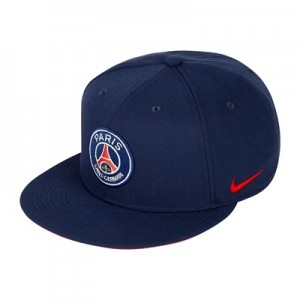 Paris Saint-Germain Core Snap Back Cap – Navy