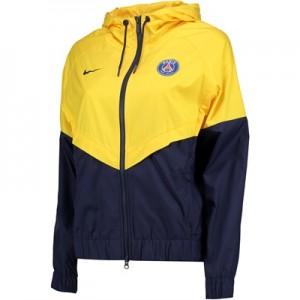 Paris Saint-Germain Authentic Windrunner – Yellow – Womens