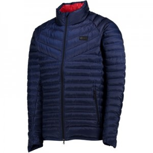 Paris Saint-Germain Authentic Down Jacket – Navy