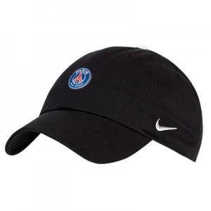 Paris Saint-Germain Core Cap – Black