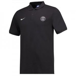 Paris Saint-Germain Core Polo – Black