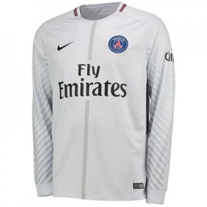 Paris Saint-Germain Goalkeeper Shirt 2017-18