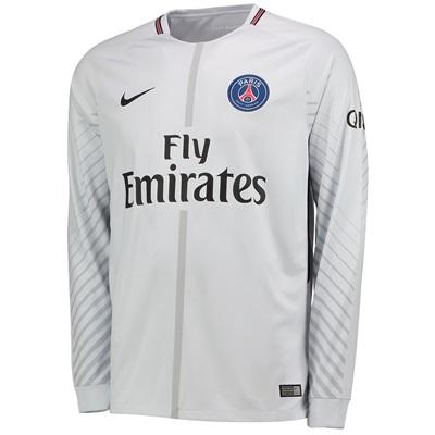 Paris Saint-Germain Goalkeeper Shirt 2017-18