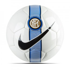 Inter Milan Supporters Football – White – Size 5