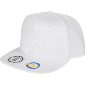 Real Madrid Snapback Cap – White – Junior