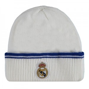Real Madrid Fan Hat – White – Junior