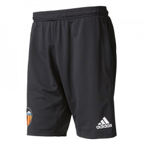 Valencia CF Training Shorts – Black – Kids