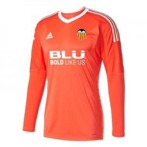 Valencia CF Goalkeeper Shirt 2017-18 – Red