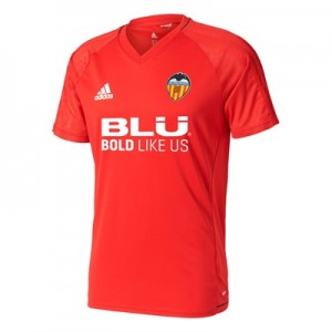 Valencia CF Training Jersey – Red