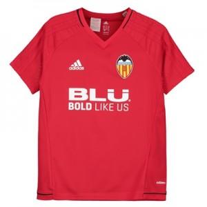 Valencia CF Training Jersey – Red – Kids