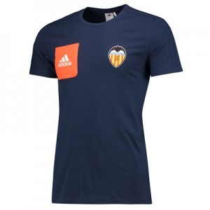 Valencia CF T-Shirt – Navy