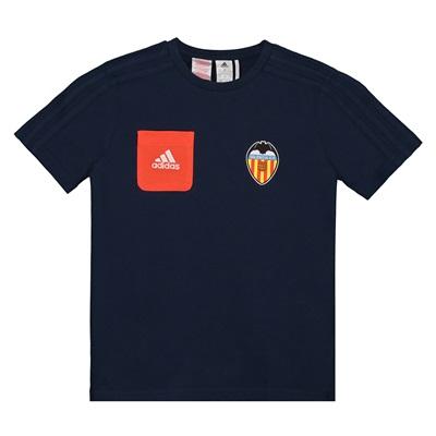 Valencia CF T-Shirt – Navy – Kids