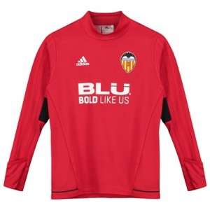 Valencia CF Training Sweatshirt – Red – Kids