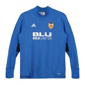 Valencia CF Training Goalkeeper Sweatshirt – Blue – Kids