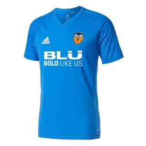 Valencia CF Training Goalkeeper Jersey – Blue