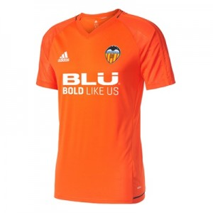 Valencia CF Training Jersey – Orange