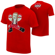 "Shawn Michaels ""HBZ"" Zombie T-Shirt"