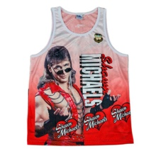 Shawn Michaels Fanimation Tank Top
