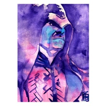 The Undertaker 11 x 14 Art Print