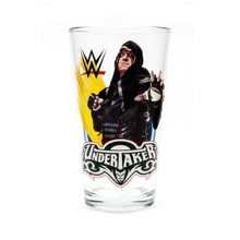 The Undertaker Toon Tumbler Pint Glass