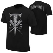 """The Undertaker """"25 Years of Undertaker"""" T-Shirt"""