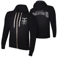 "The Undertaker ""25 Years of the Undertaker"" Lightweight Full-Zip Hoodie Sweatshirt"